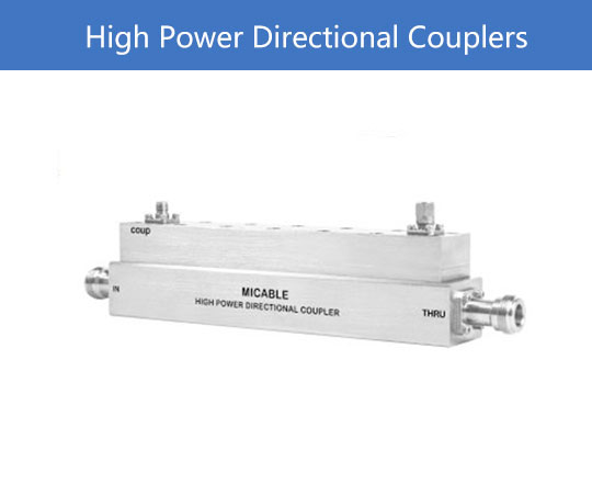 High Power Directional Couplers